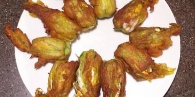 Flores de calabacin