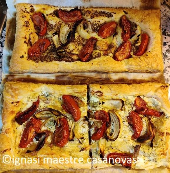 ignacio maestre casanovas tartas de tomates rostizados
