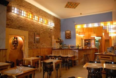 Restaurante vegetariano Amaltea