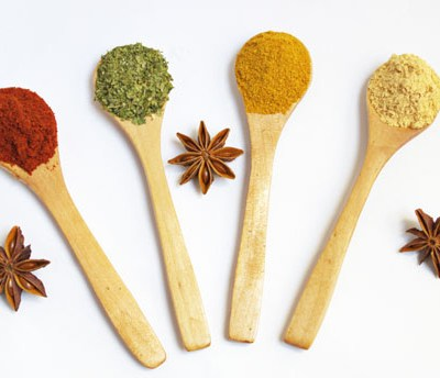 Aromatizar platos: las especias
