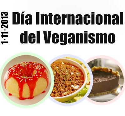 ¡Feliz Día Internacional del Veganismo!