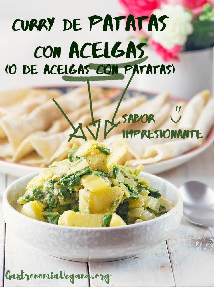 C mo cocinar con acelgas gastronom a vegana for Cocinar acelgas
