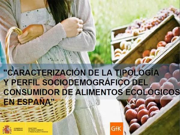 Caracterización de la tipología y perfil sociodemográfico del consumidor de alimentos ecológicos en España