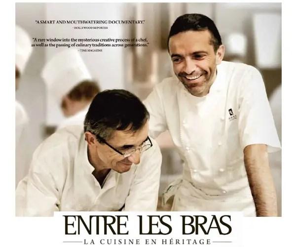 Michel Bras y Sébastien Bras