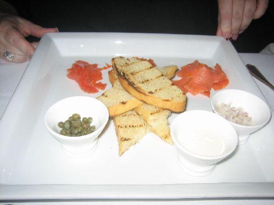 Metropolitan salmon