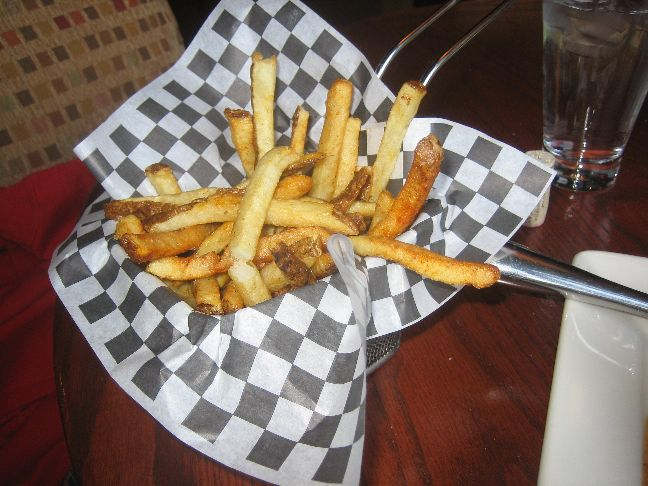 baxters american fries