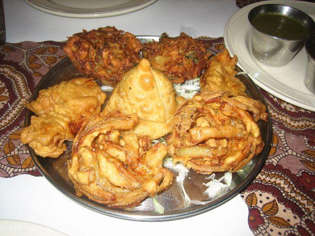 royal india mixed appetizer