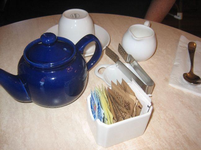Elizabeth's Bakery and Tea Shop earl grey