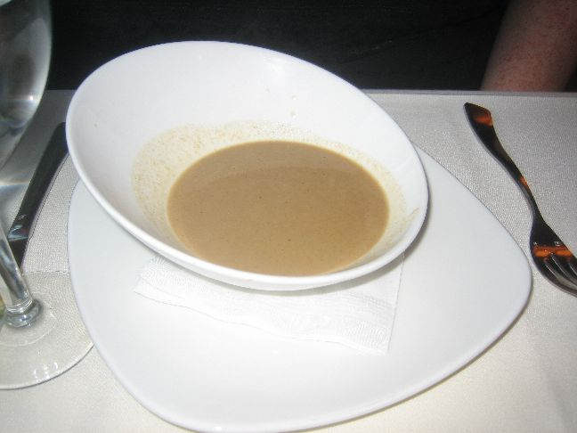 francks mushroom soup