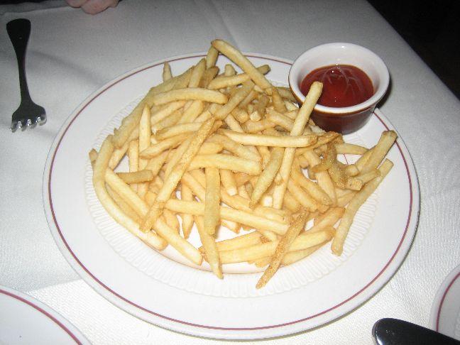 the paris frites