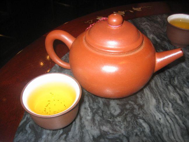 Hong Kong Tea House and Restaurant tea