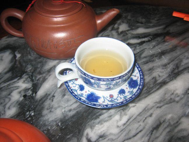 Hong Kong Tea House and Restaurant more tea