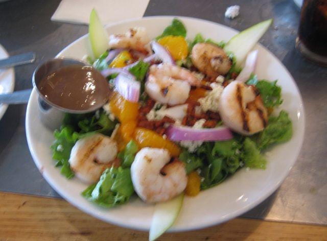 porcupine salad