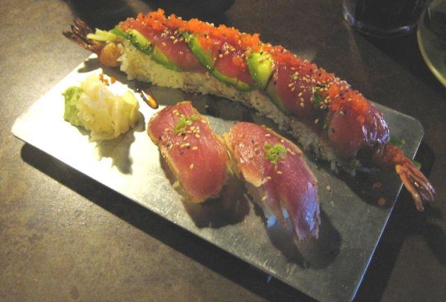 sushi playboy