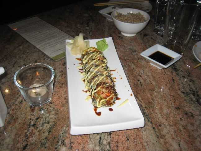 naked fish roll 3