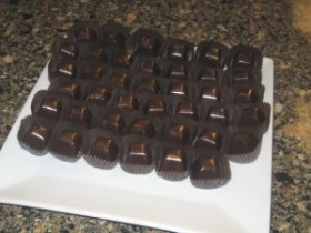 chocolot truffles