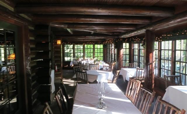log haven interior