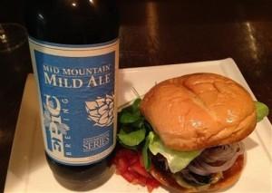 francks artisinal burger and epic beer