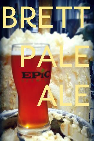 epic brett pale ale