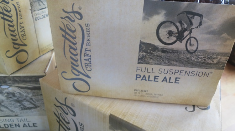 full suspension pale ale squatters new packaging