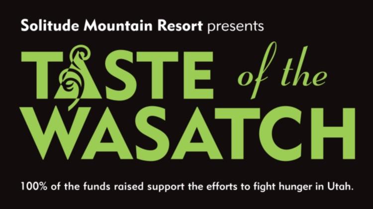 taste of the wasatch 2014 logo