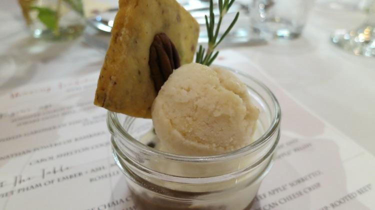 amber billingsley gelato feast of five senses 2013