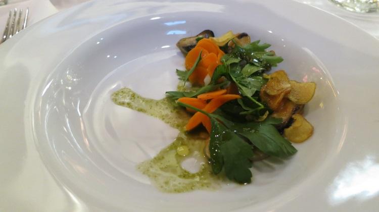 viet pham dish feast of five senses 2013