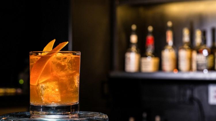 Jacob Hall's Rosarito cocktail