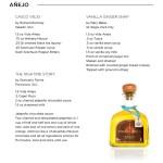 vida tequila anejo cheat sheet