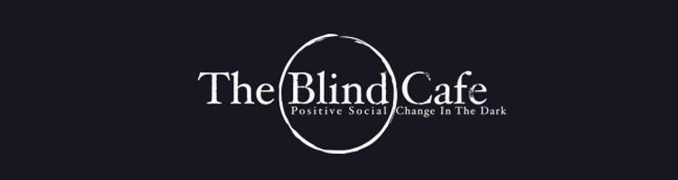 the blind cafe logo