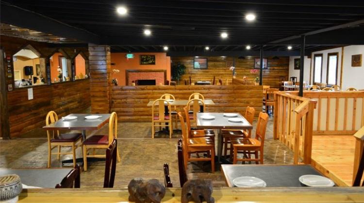 Sabaidee Thai Cuisine: interior
