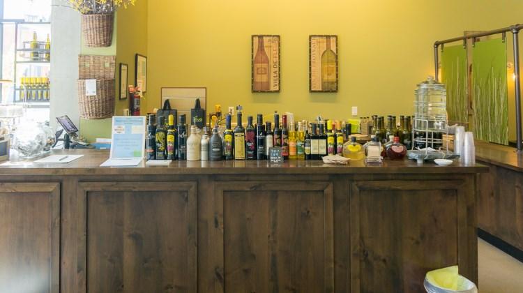 We Olive - more oils to taste