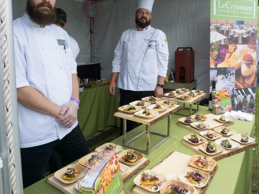 Taste Of The Wasatch 2016 - Le Croissant