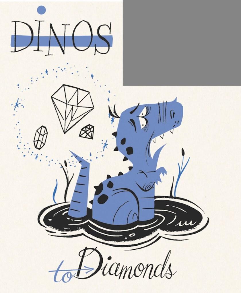 Dinos to Diamonds Ruth Lewandowski wines