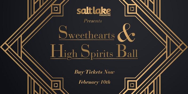 Sweethearts and High Spirits Ball.