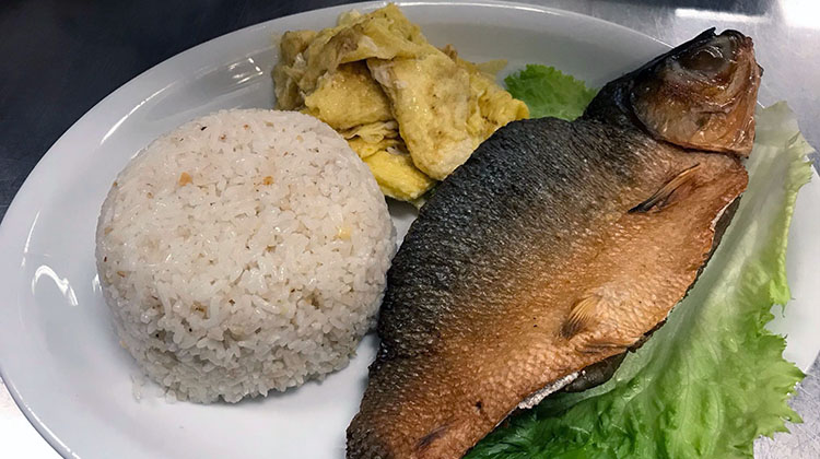 Al's Cafe - whole fish (Al's Cafe)