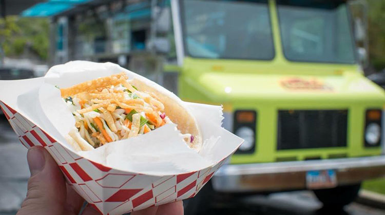 Chow Truck tacos no more (Chow Truck)