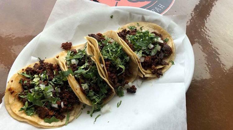 El Mexiquense - tacos al pastor (El Mexiquense)