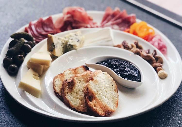 London Belle Supper Club - charcuterie plate (London Belle)