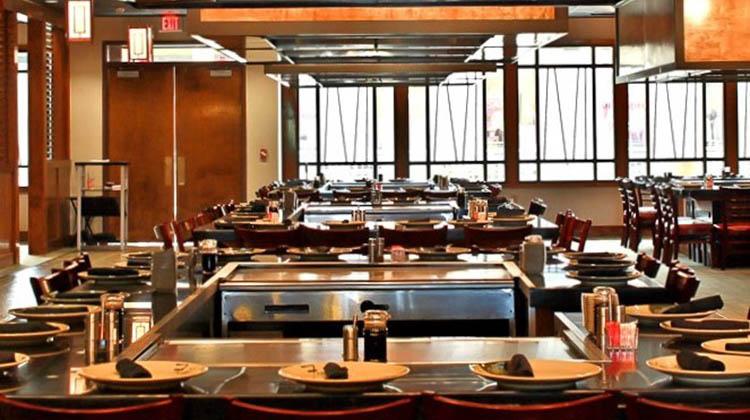 Sakura Hibachi Steakhouse & Sushi Bar interior (Sakura)