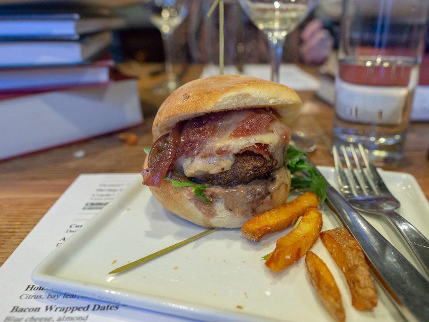 Bar George - burger