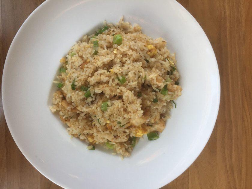 SOMI - chicken fried rice