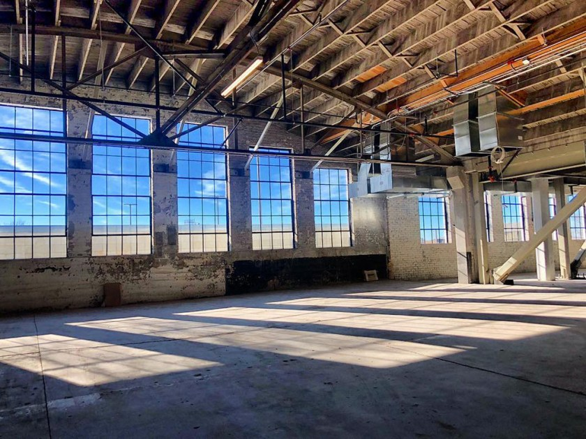 Future home to WB's in Ogden (The Monarch)