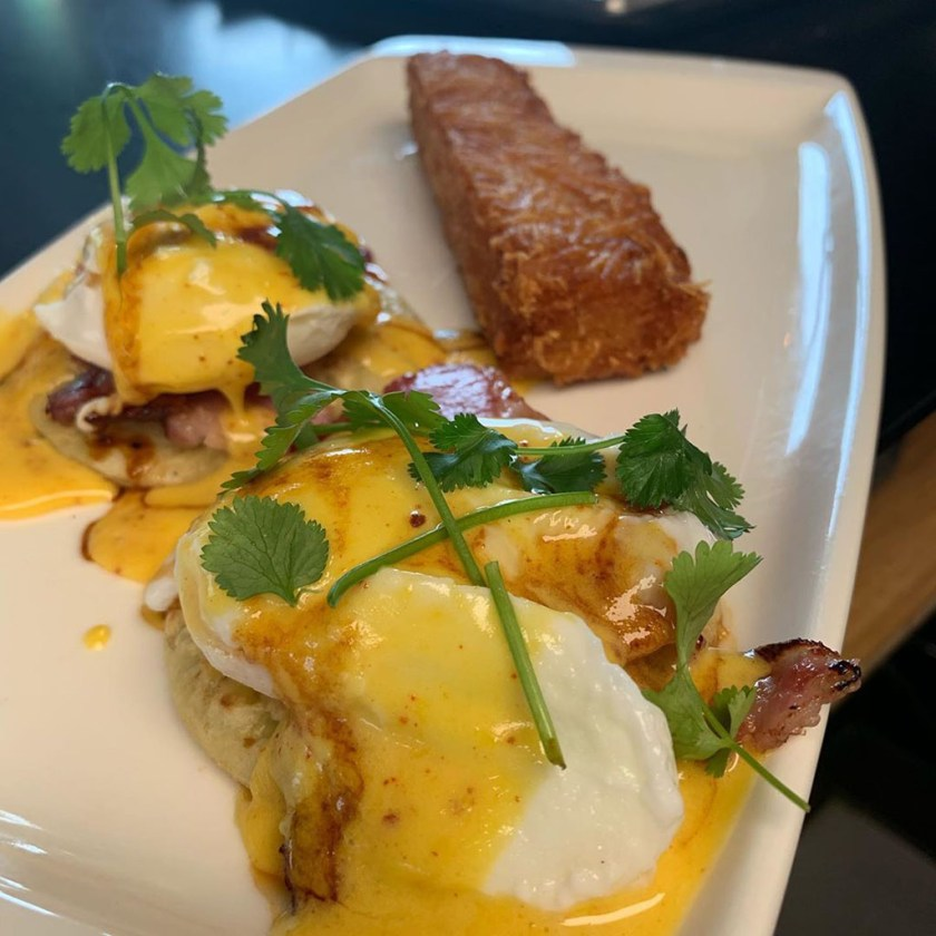 SLC Eatery - okinomiyaki benedict (SLC Eatery)