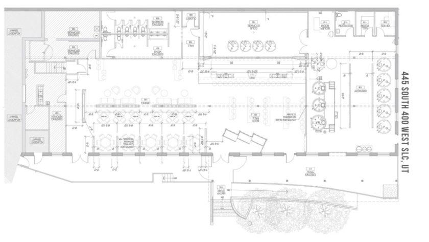 Bewilder Brewing - blueprints (Bewilder)