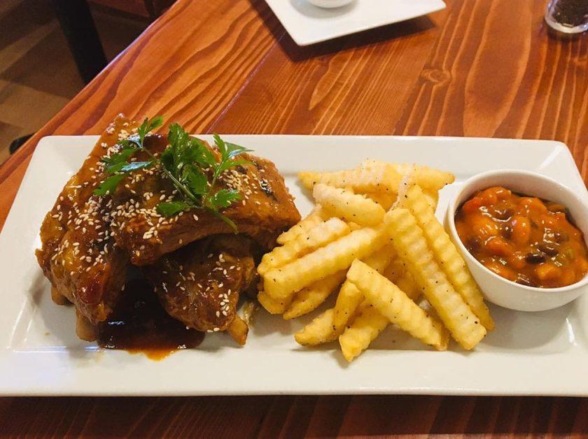 Hidden Cuisine Moab - South African style ribs (Hidden Cuisine)