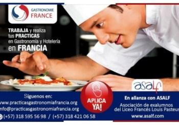 Goût de France le plus grand dîner du monde.