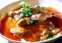 Tortilla de ostras