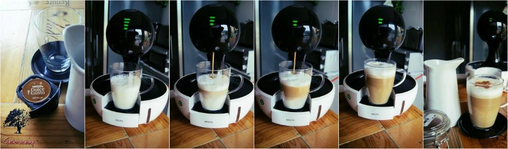 Nescafé Dolce Gusto DROP cafe au lait
