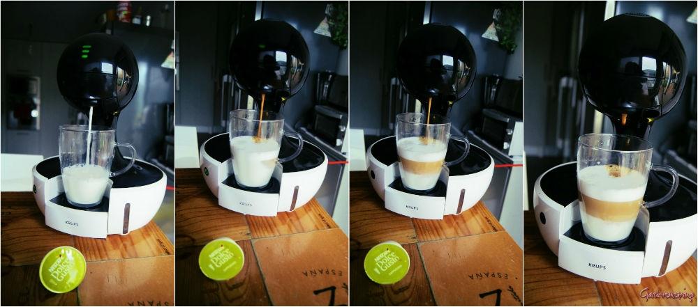 Nescafé Dolce Gusto DROP cappuccino